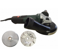 "5"" PRO GRINDER/POLISHER PACKAGE WITH METABO WEV15-125HT"