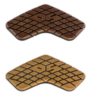 DURAPAD HYBRID Copper Resin Pads