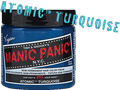 Manic Panic - Hair Color Cream Atomic Turquoise 118ml