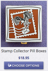 Post Office Pill Box