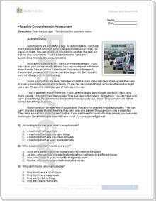 """""""Automobiles"""" - 3G / 370L"""