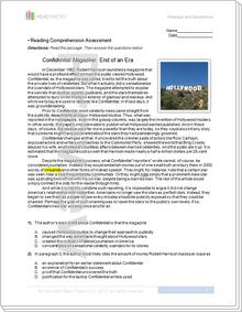 """Confidential Magazine: End of an Era"" - 11G / 1140L"