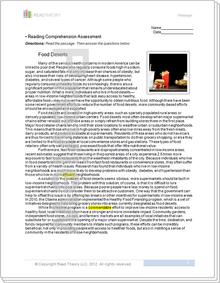 """""""Food Deserts"""" - 10G / 1480L"""