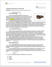 """""""The Rattlesnake"""" - 8G / 1040L"""
