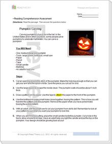 """""""Pumpkin Carving"""" - 2G / 690L"""