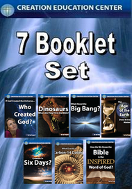 Set of 7 Booklets