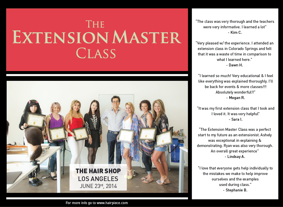 Extension Master Classold