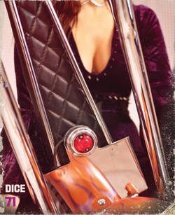 Dice #71 Cover