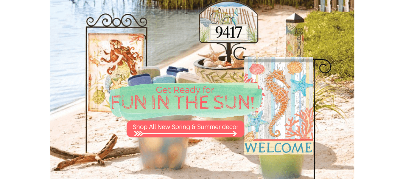 Spring and Summer Decor