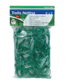 GROWER'S EDGE - GREEN TRELLIS NETTING 6FTX25FT