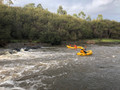 Introduction to Packrafting White water Course