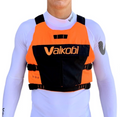 Vaikobi VXP Race PFD - Fluoro Orange/Black