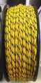2mm Spectra (RaceSpec) - Yellow with Black Flecks