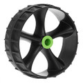 RailBlaza C-Tug Puncture-Free Kiwi Wheels (pair)