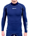 Vaikobi VCold Flex Long Sleeve Paddle Top (Navy) - Unisex