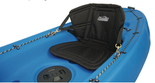 Latitude kayak seat on Wavedance Kayaks Echo