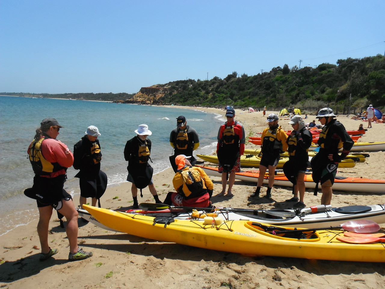 Learn to Sea Kayak - 2 Day Sea Starter Course - PA Basic Skills Certificate