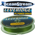 OceanStream Leveridge Braid 150m Spool