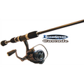 "Combo - Cascade 6'6"" spin rod  with Cascade 2000 reel"