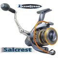 Combo - Cascade 7' spin rod  with Salcrest 6000 reel