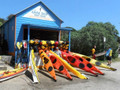 Fibreglass Sea Kayak Hire Season Pass - 5 sessions