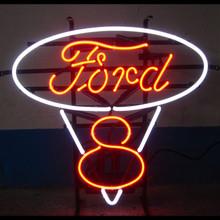 FORD V8 NEON SIGN