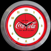 COCA-COLA® 1910 CLASSIC NEON CLOCK