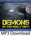 Demons: Do They Really Exist? (MP3)*