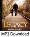 Legacy: A Handbook for Fathers (MP3)