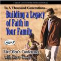 Building a Legacy of Faith (MP3-on-CD)