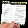 Forklift Safety Pocket Guide Inside