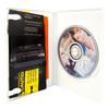 Inside DVD case