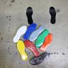SafetyTac Footprints in packages