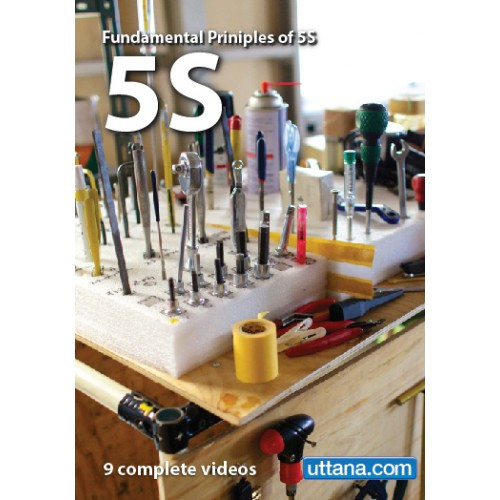 uttana presents: Fundamental Principles of 5S (7033)