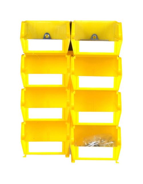 Small/Medium Yellow BinKits 8 CT