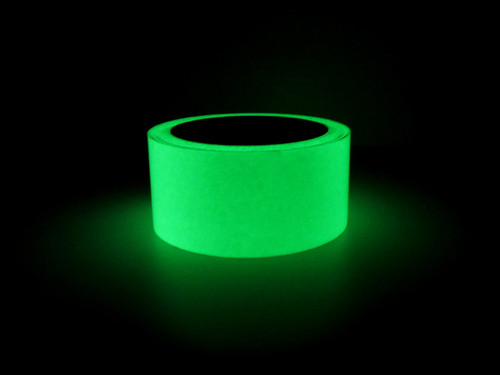 Glow Tape for Industrial, Theater, and Production Applications