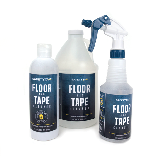 SafetyTac Floor and Tape Cleaner
