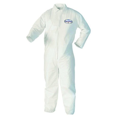 Kleenguard A40 - Coverall with zipper front