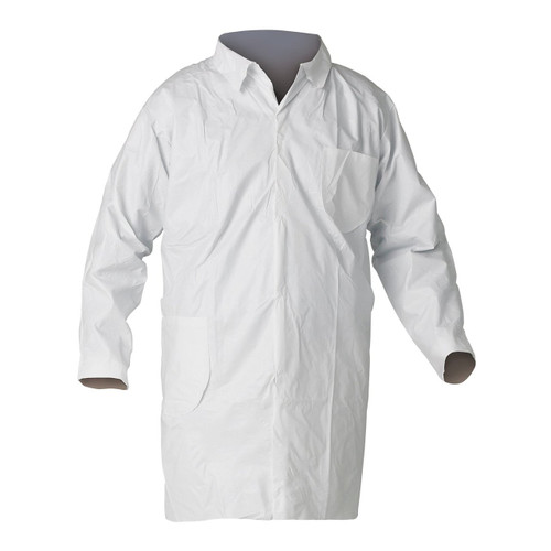 Kleenguard A40 Lab Coat