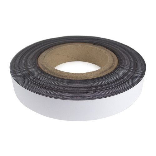 """Adhesive backed magnetic tape 1"""""""