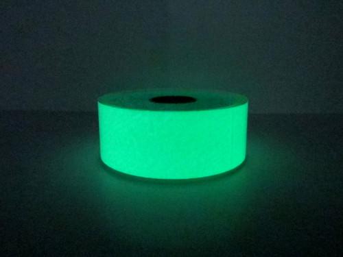 Glow on the dark LabelTac tape
