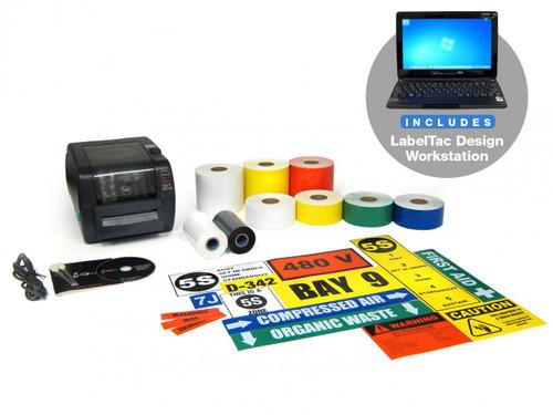 LabelTac® 4 Pro Mobile Starter Bundle