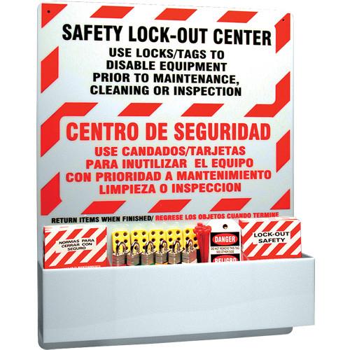 Prinzing Bilingual Safety Lockout Center