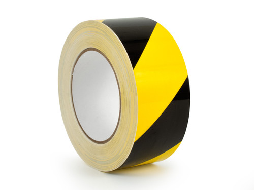 Smart Stripe Hazard Yellow and black