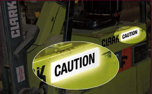 LabelTac Safety Grade Reflective Label Supply