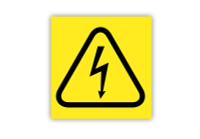 Electricity Label