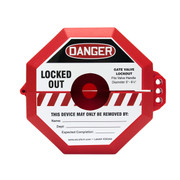 Gate Valve Lockout
