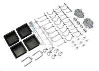 DuraHook Kit - 60 Hooks/4 Bins