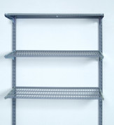 "Shelf Wall Mount Unit - 33""Wx31.5""H 3"