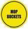Mop Buckets Floor Sign